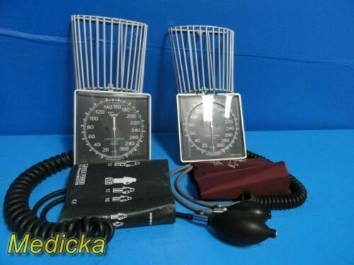 TYCO Lot of 2 Tycos JEWEL Movement Sphygmomanometer for sale