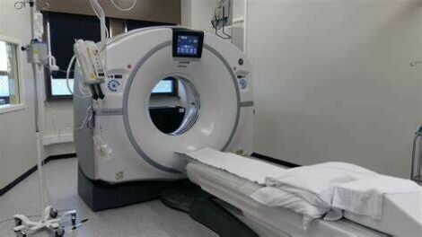 GE Revolution EVO 128 CT CT Scanner