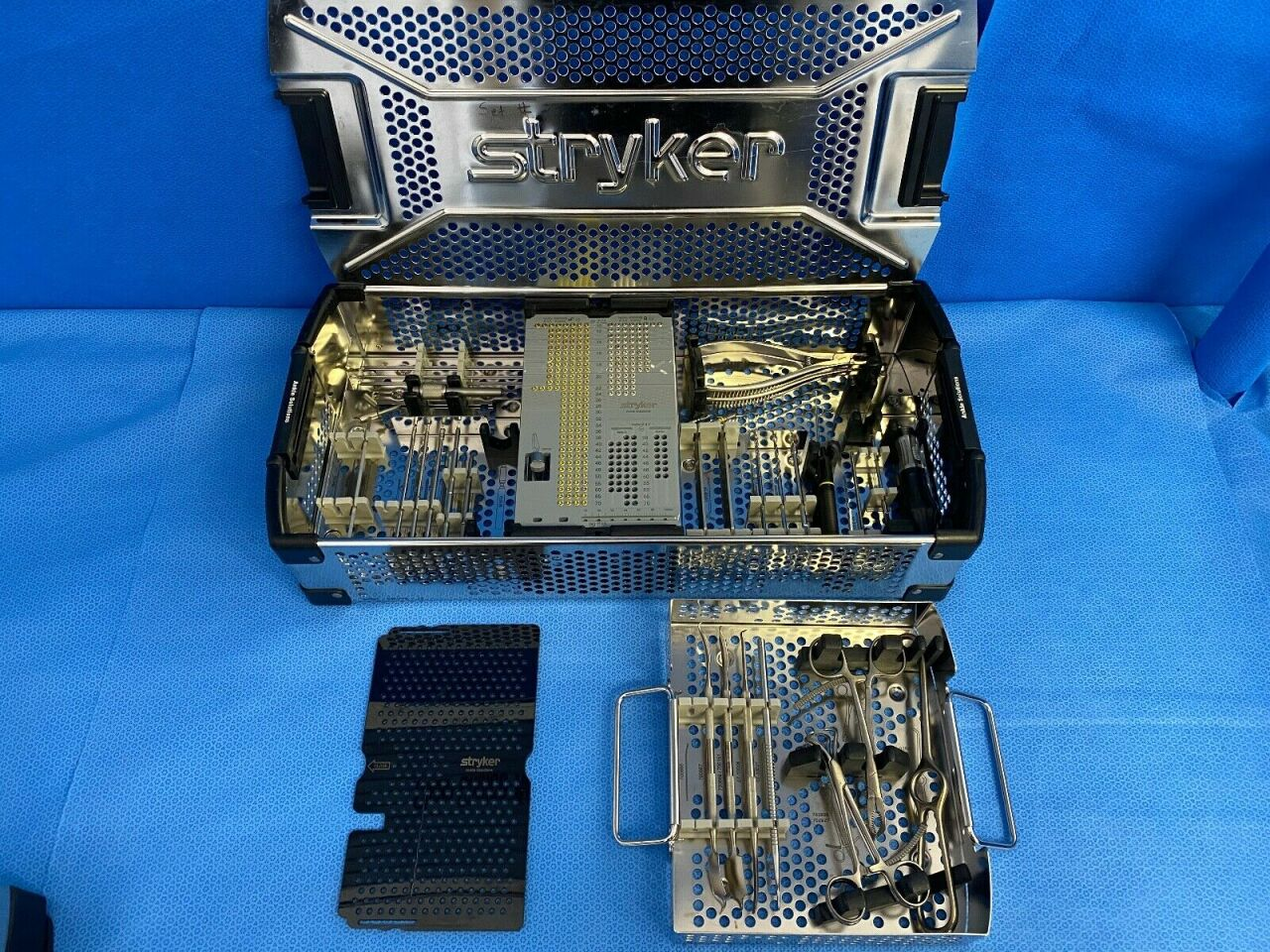 STRYKER VariAx Ankle Plating & Instrument Set System