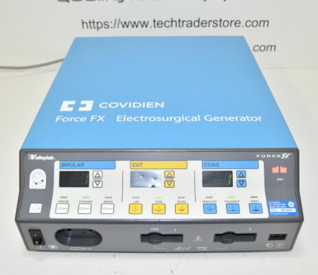 COVIDIEN VALLEYLAB Force Fx Electrosurgical Unit