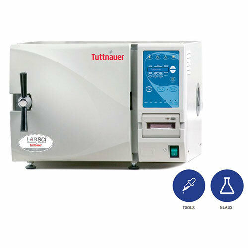 TUTTNAUER LABSCI 15 Autoclave Tabletop for sale