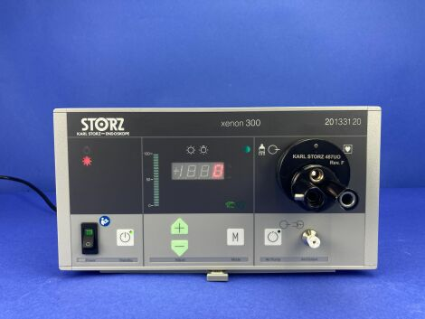 KARL STORZ ENDOSKOPE 20133120 Xenon 300 Light Source