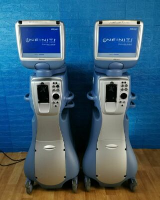 ALCON INFINITI OZIL Phaco machine