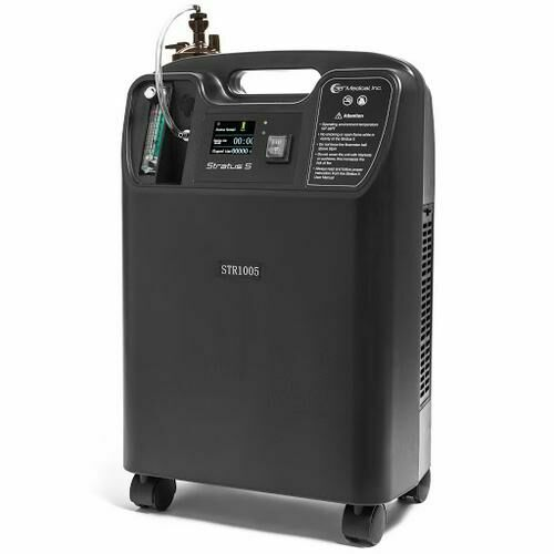 3B MEDICAL Stratus 5 Oxygen Concentrator - Refurbished Oxygen Concentrator