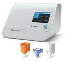 ABBOTT ID NOW COVID-19 RAPID TEST SYSTEM Blood Analyzer