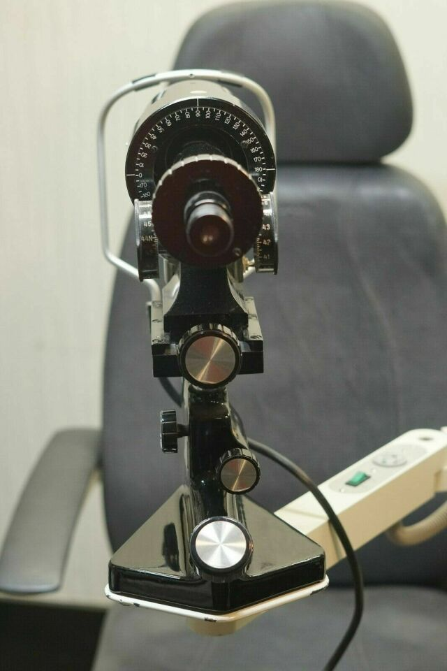 TOPCON OC 2200  CS IV Ophthalmology Chair and Stand for sale