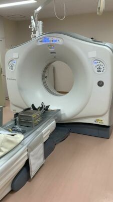 GE Discovery Pet/Ct 750 PET/CT