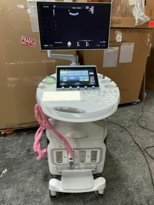 GE Voluson E6 BT16 Ultrasound - OB / GYN