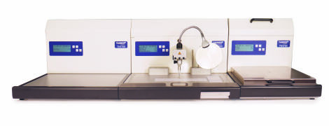 TANNER SCIENTIFIC TN1700 Modular Paraffin Embedding Center Embedding Center