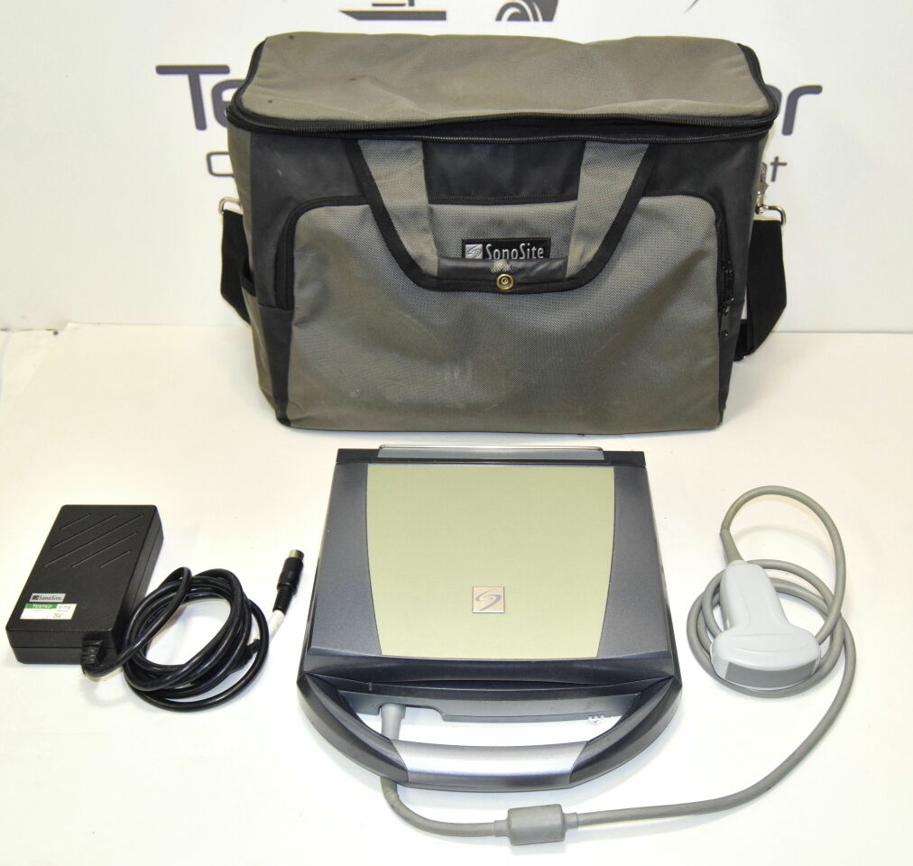 SONOSITE M-TURBO Portable ultrasound with convex probe
