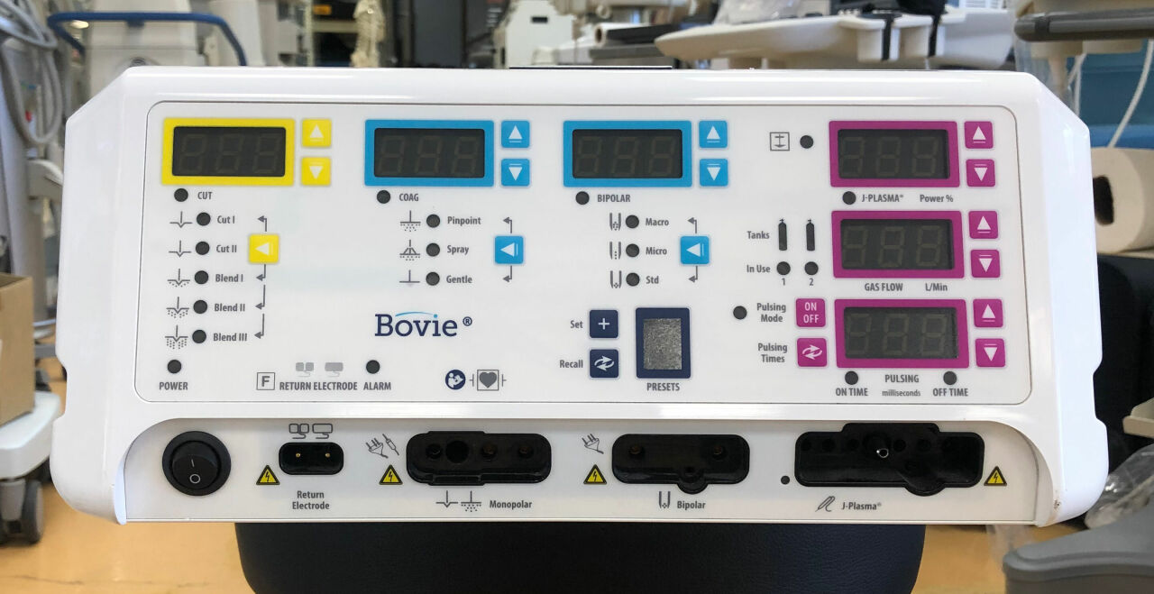 BOVIE Renuvion J-Plasma Electrosurgical Unit