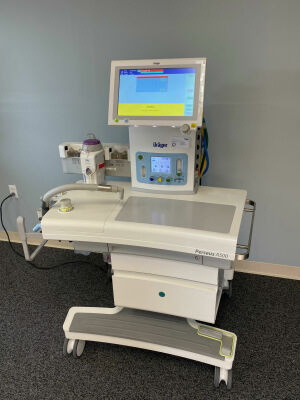 DRAGER Perseus A500 Anesthesia Machine