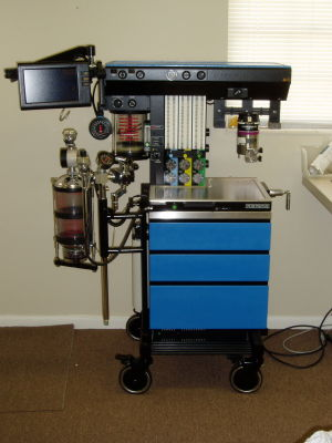 DRAEGER Narkomed 2C Anesthesia Machine for sale