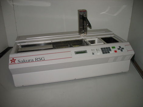 SAKURA RSG-61 Slide Stainer for sale