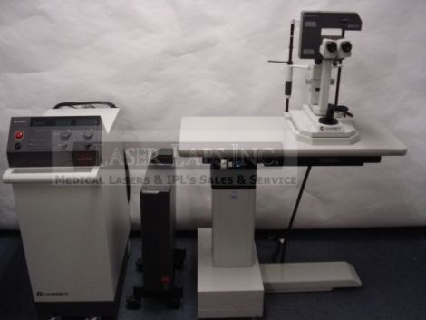 COHERENT 7941-Argon/Yag Combo Ophthalmic Laser for sale