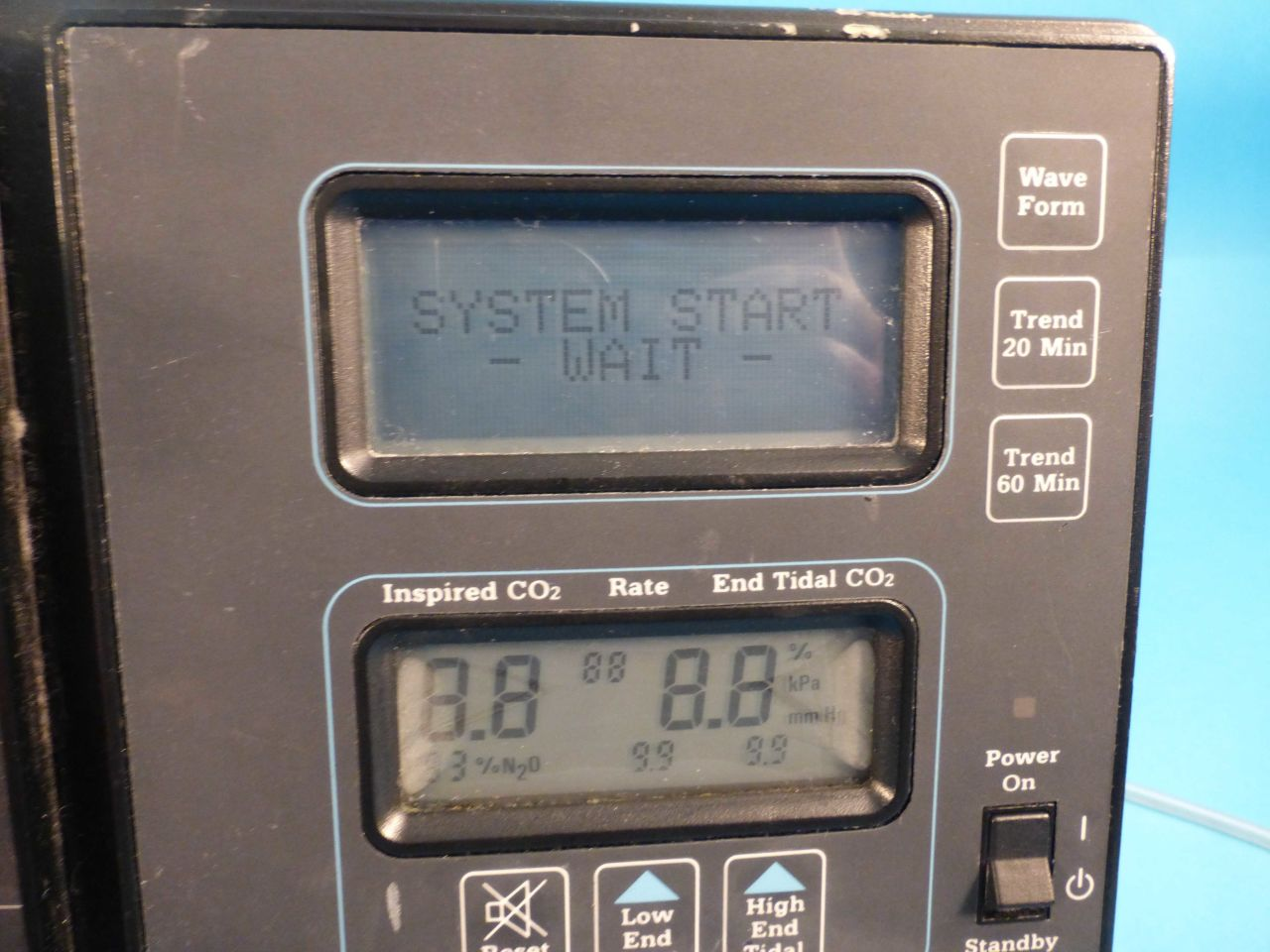 OHMEDA 5200 Co2 Monitor for sale