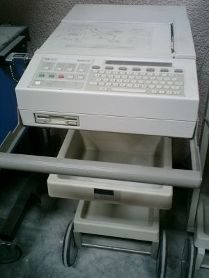 HEWLETT PACKARD PageWriter XLs EKG for sale