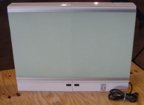 AMERICAN MEDICAL SALES Two Bank Viewbox 502D Viewbox for sale