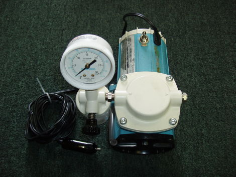 SCHUCO Model 135 Oil-Less Pump Suction for sale