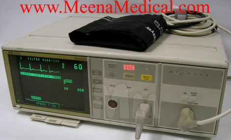 HEWLETT PACKARD 78000 Series ECG unit for sale