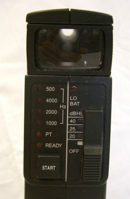 WELCH ALLYN Audioscope 3 Audiometer for sale