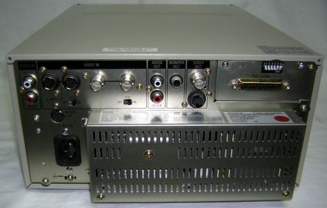 SONY VCR and DVD for sale