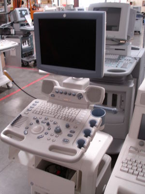 GE Logiq P5 OB / GYN - Vascular Ultrasound for sale