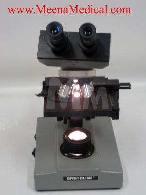 BRISTOLINE Bristoscope Microscope for sale