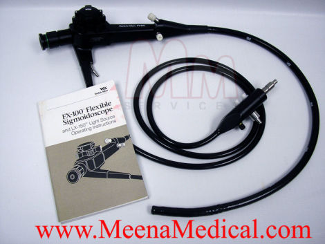 WELCH ALLYN FX-100 Sigmoidoscope for sale