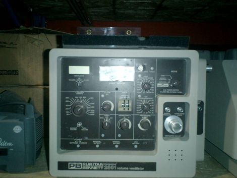 PURITAN BENNETT 2801 Ventilator for sale