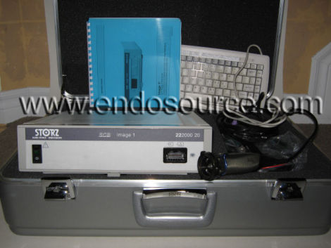 STORZ Image 1 22200020 Video Endoscopy for sale