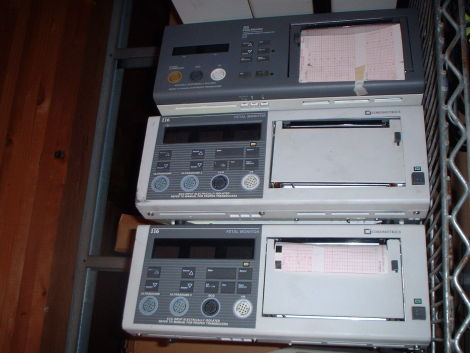 COROMETRICS 116   and 115 Fetal Monitor for sale