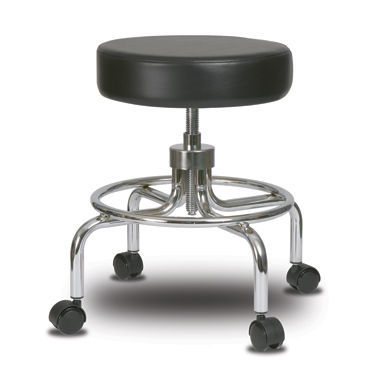 New Perch Retro Doctor Exam Stool Professional Use Chairs