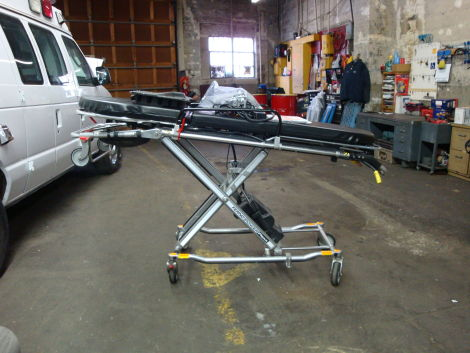 For Sale FERNO Power Flex Ambulance Cot