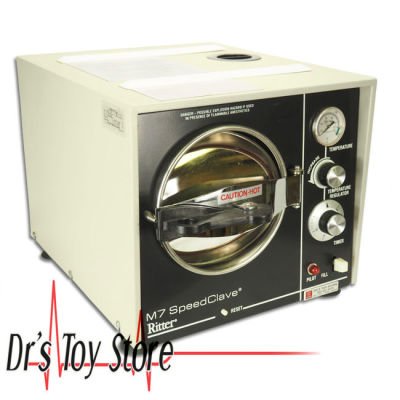 RITTER M-7 Autoclave Tabletop for sale