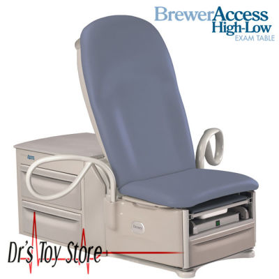 BREWER High-Low Exam Chair for sale