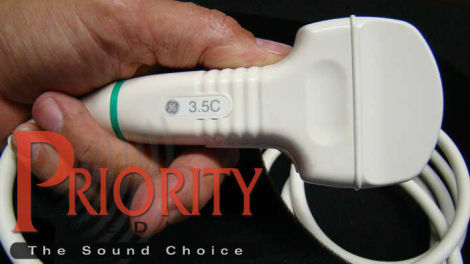 GE 3.5C Probe Ultrasound Transducer for sale