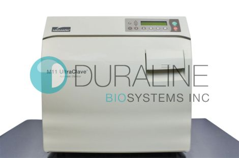 RITTER M11 Ultraclave Autoclave Tabletop