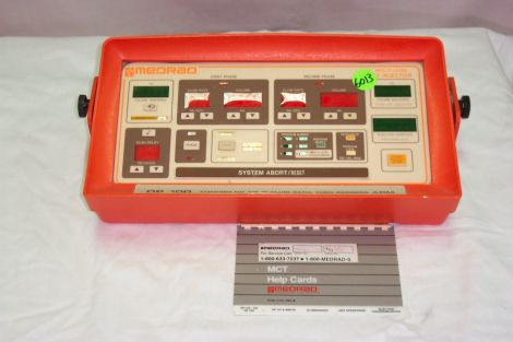 MEDRAD MCT Model 990E Injector CT for sale