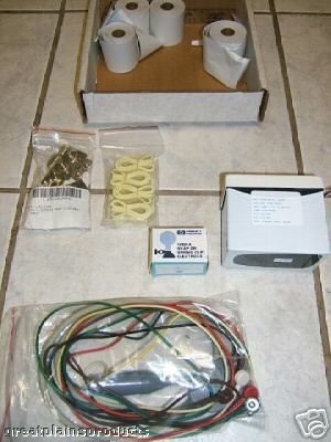 HEWLETT PACKARD HP 43200MC ECG / EKG ECG unit for sale