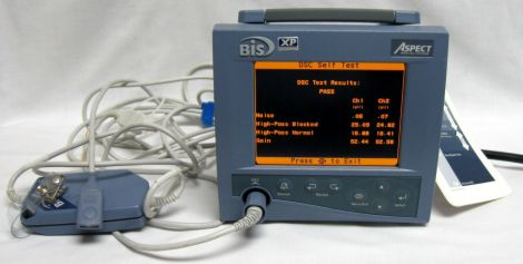 ASPECT MEDICAL BIS A-2000 XP Anesthesia Monitor for sale