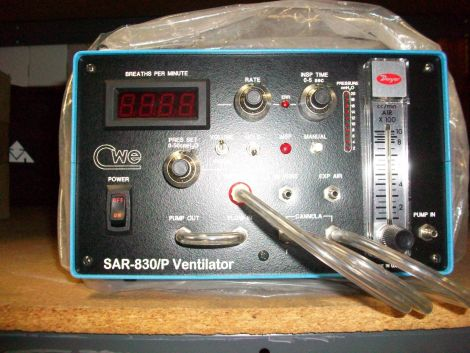 DWYER SAR-830-P Ventilator for sale