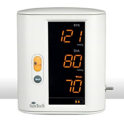 SUNTECH 247 w/ Temp/SpO2 BP Monitor for sale