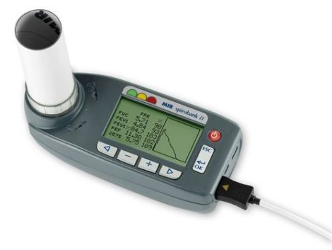 MIR SpiroBank II Spirometer for sale