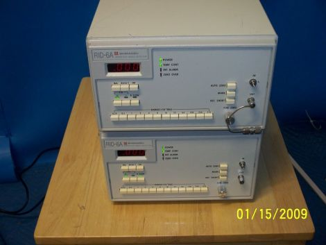 SHIMADZU RID - 6A Liquid Chromatograph/HPLC for sale