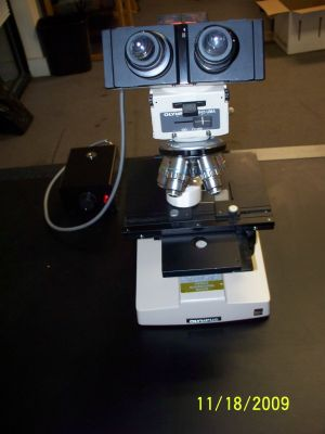 OLYMPUS BH2 Microscope for sale
