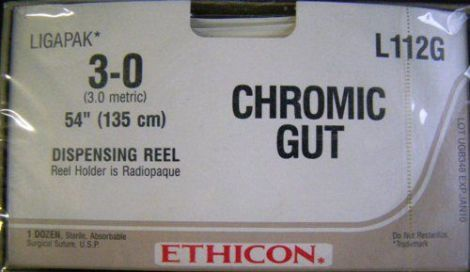 ETHICON L112G Sutures for sale