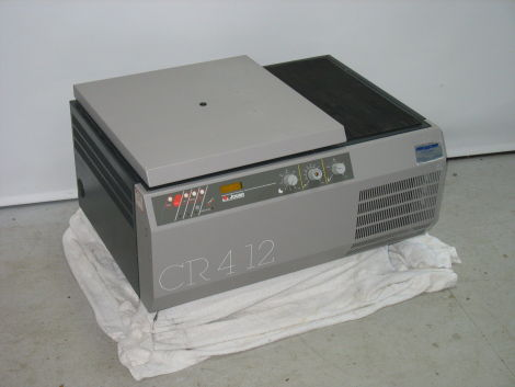 JOUAN CR412 Refrigerated Centrifuge for sale