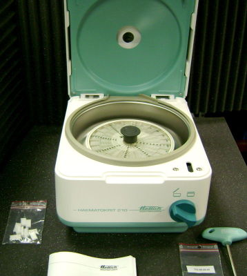 HETTICH New Haematokrit 210 Centrifuge for sale