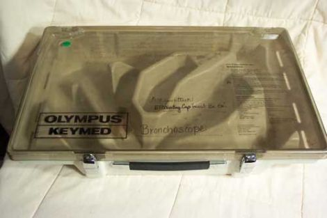 OLYMPUS Keymed Case Washer / Disinfector for sale